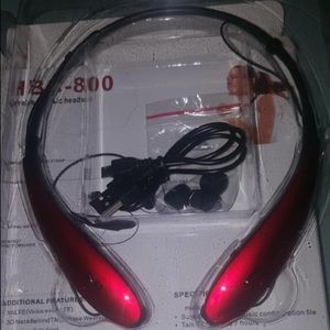 Other - Bluetooth headphones